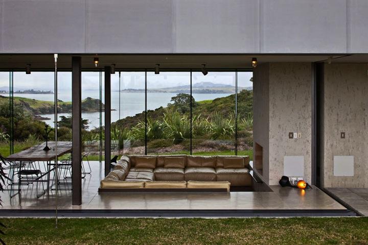 Island Retreat  Waiheke Fearon Hay Architects 016