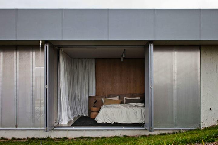 Island Retreat  Waiheke Fearon Hay Architects 019