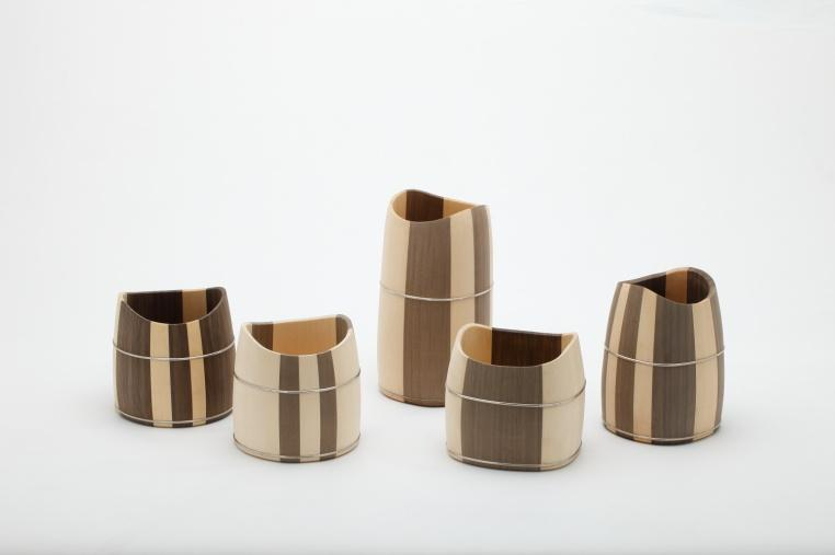 KI-OKE stool Shuji Nakagawa  japanese Craftman 022