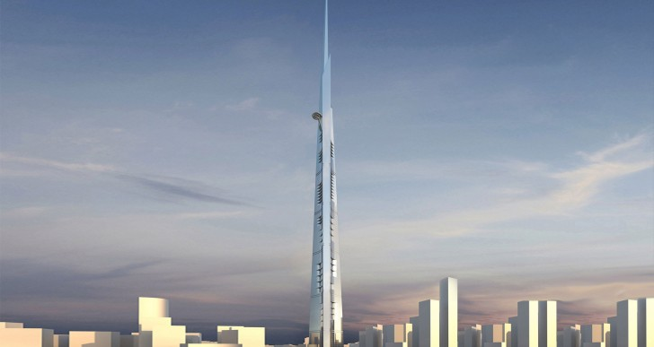 Kingdom Tower Jeddah / Adrian Smith + Gordon Gill Architecture