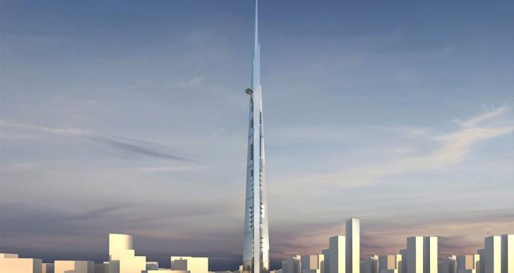 Kingdom Tower Jeddah / Adrian Smith + Gordon Gill Architecture
