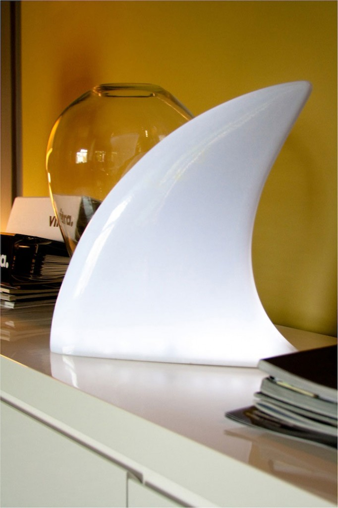 Lamp Shark Mukomelov Aleksandr Mykomelov 002