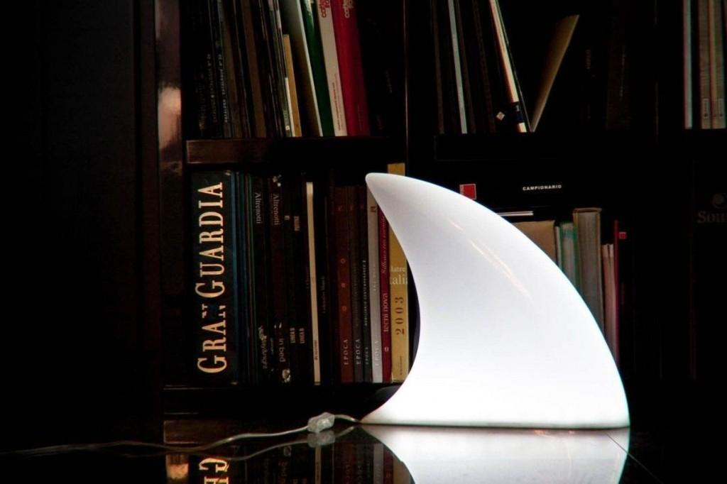 Lamp Shark Mukomelov Aleksandr Mykomelov 003