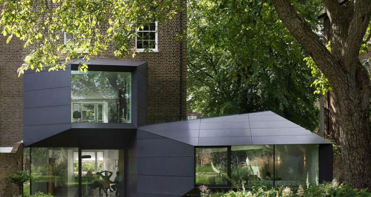 Lens House / Alison Brooks Architects