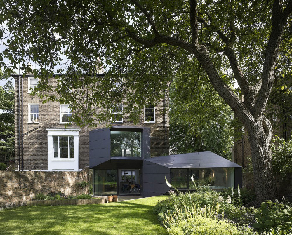 Lens House London by Alison Brooks Architects 003