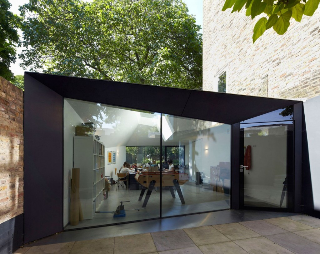 Lens House London by Alison Brooks Architects 006