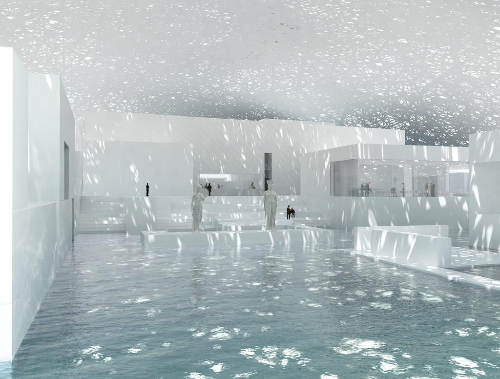 Louvre Abu Dhabi Museum Jean Nouvel 011
