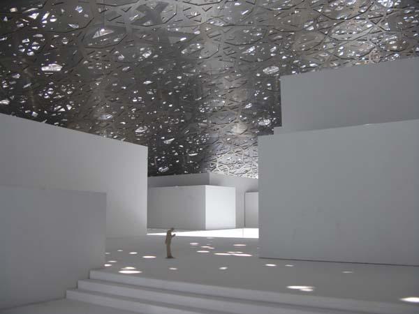 Louvre Abu Dhabi Jean Nouvel Ideasgn