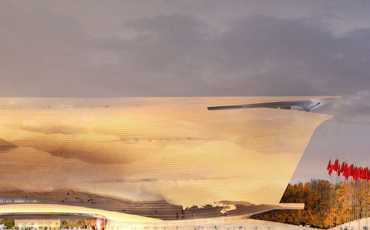 中国国家美术馆 NAMOC / Jean Nouvel
