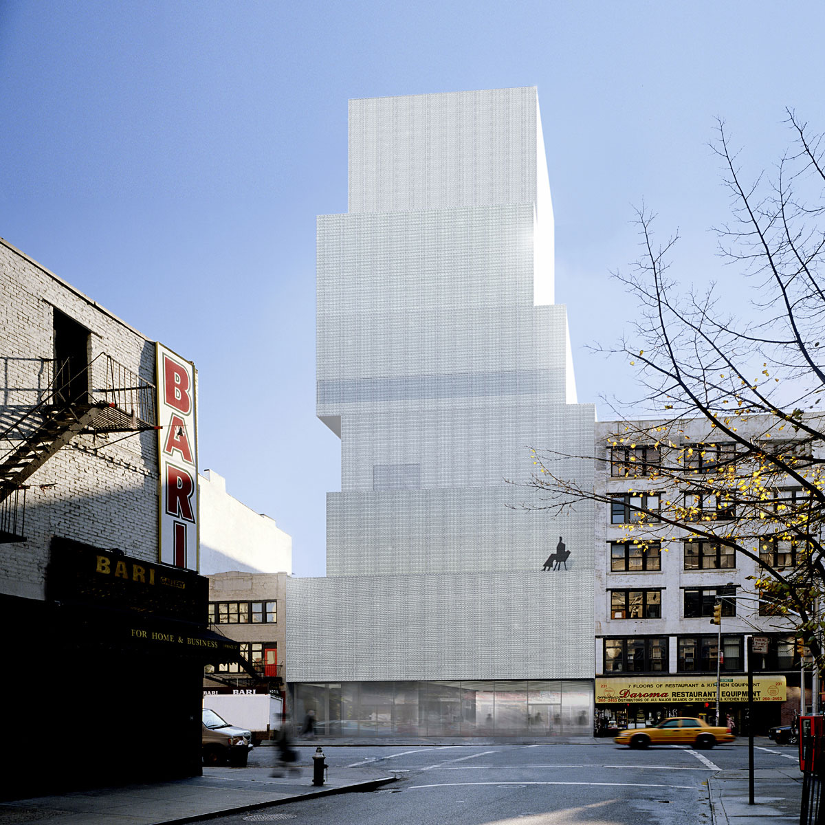 new museum of contemporary by sanaa in new york united states 001 ideasgn