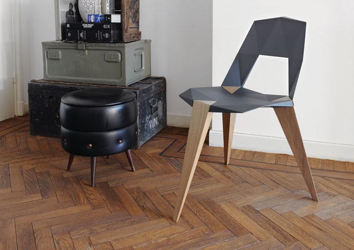 Pythagoras Chair / Sander Mulder