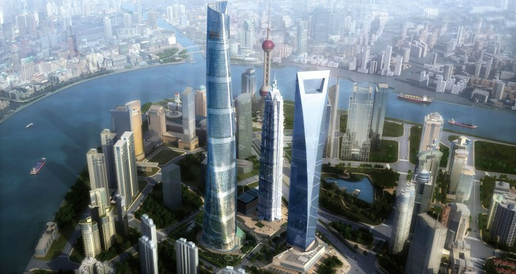 Shanghai Tower / Gensler