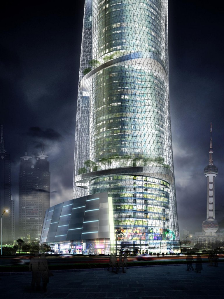 Shanghai Tower Gensler 005
