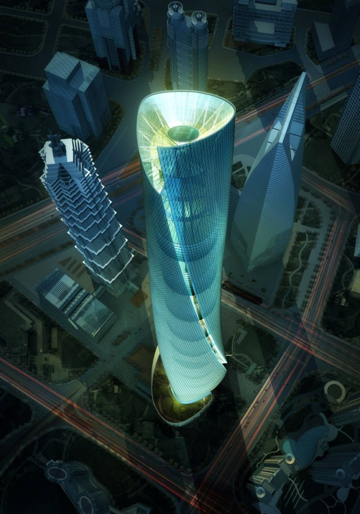Shanghai Tower Gensler 007