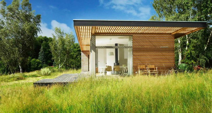 Sommerhaus PIU / Blaufisch Architekten and Patrick Frey