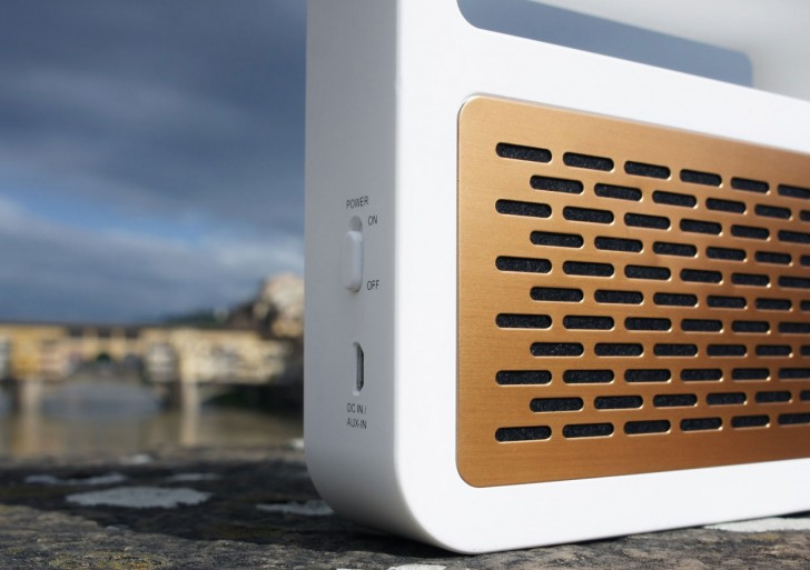 Sound + Go Bluetooth Speaker / Eduardo Alessi