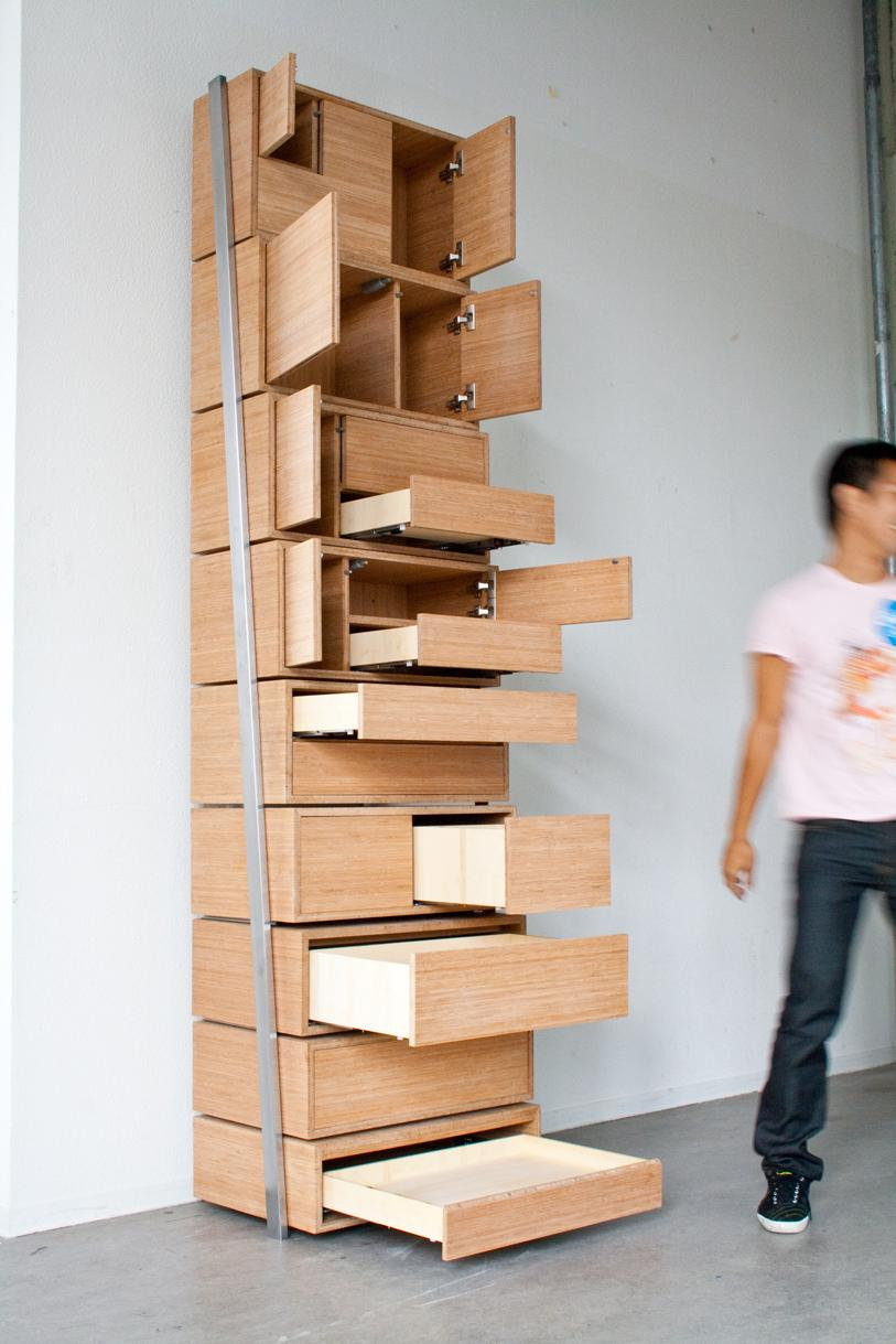 Staircase Cabinet By Danny Kuo 003 Ideasgn