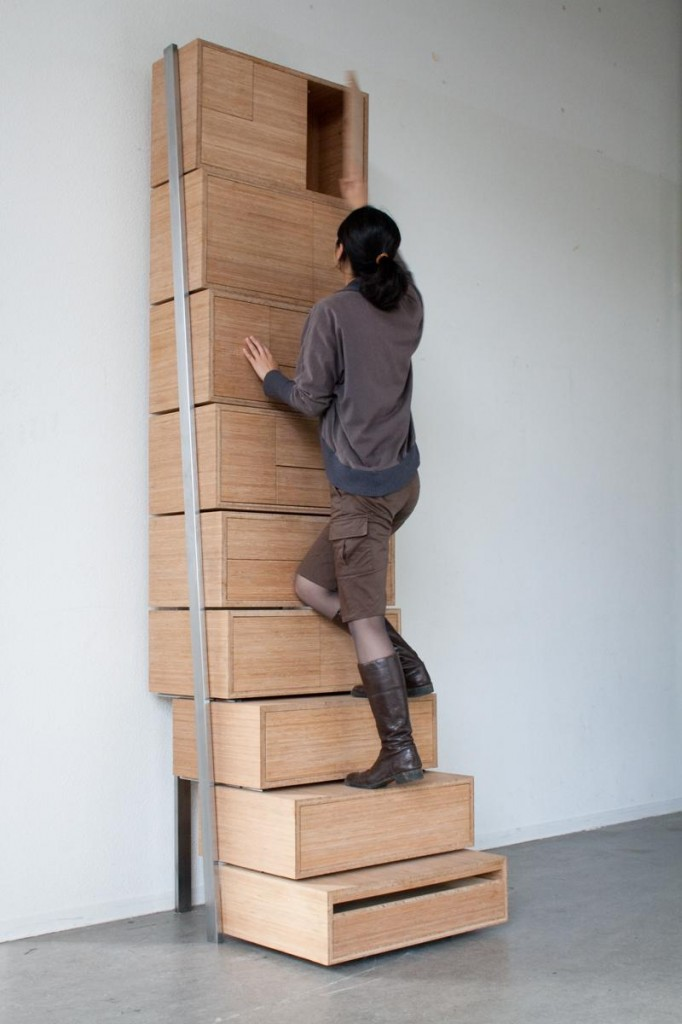 Staircase Cabinet by Danny Kuo 014