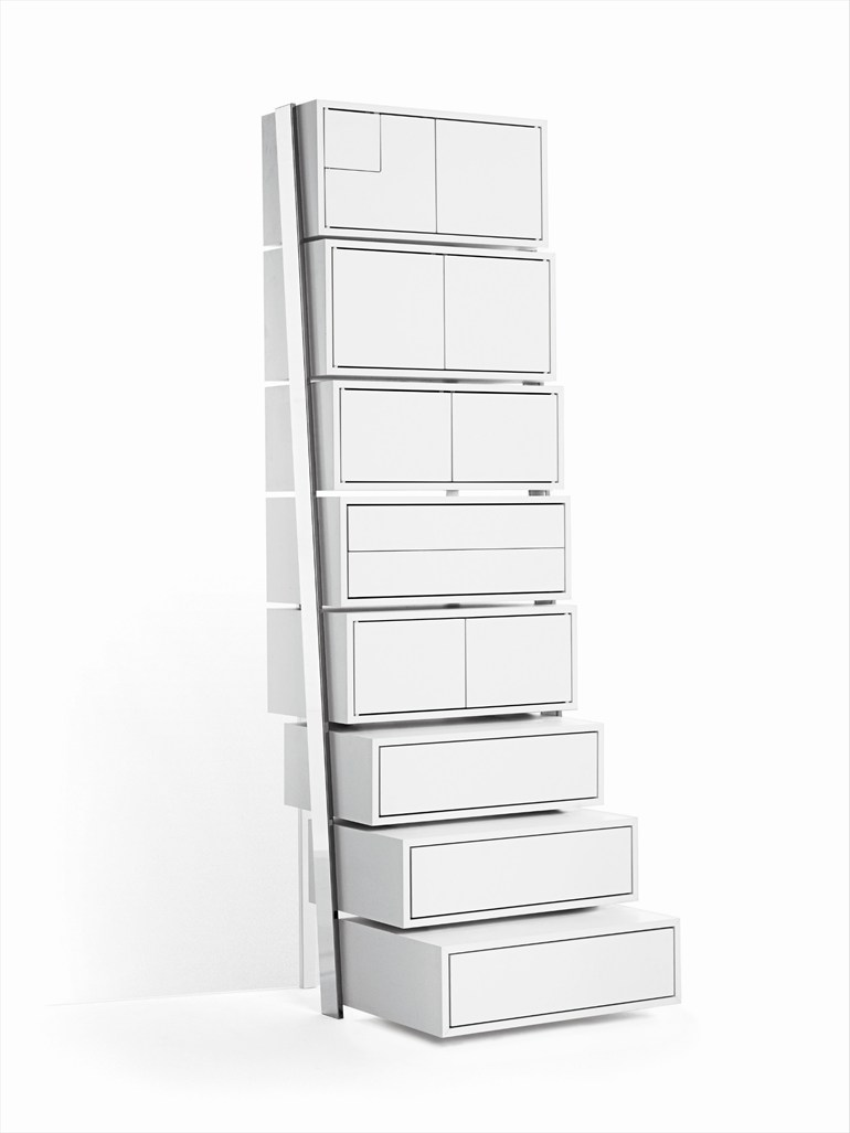 Staircase Cabinet By Danny Kuo 020 Ideasgn