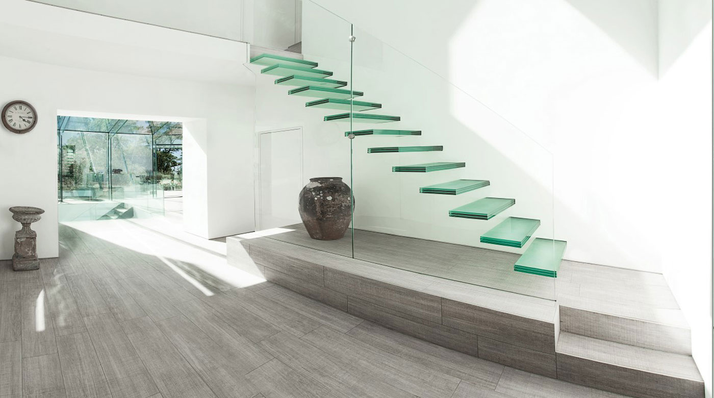Studio House Designs the glass house / ar design studio   ideasgn