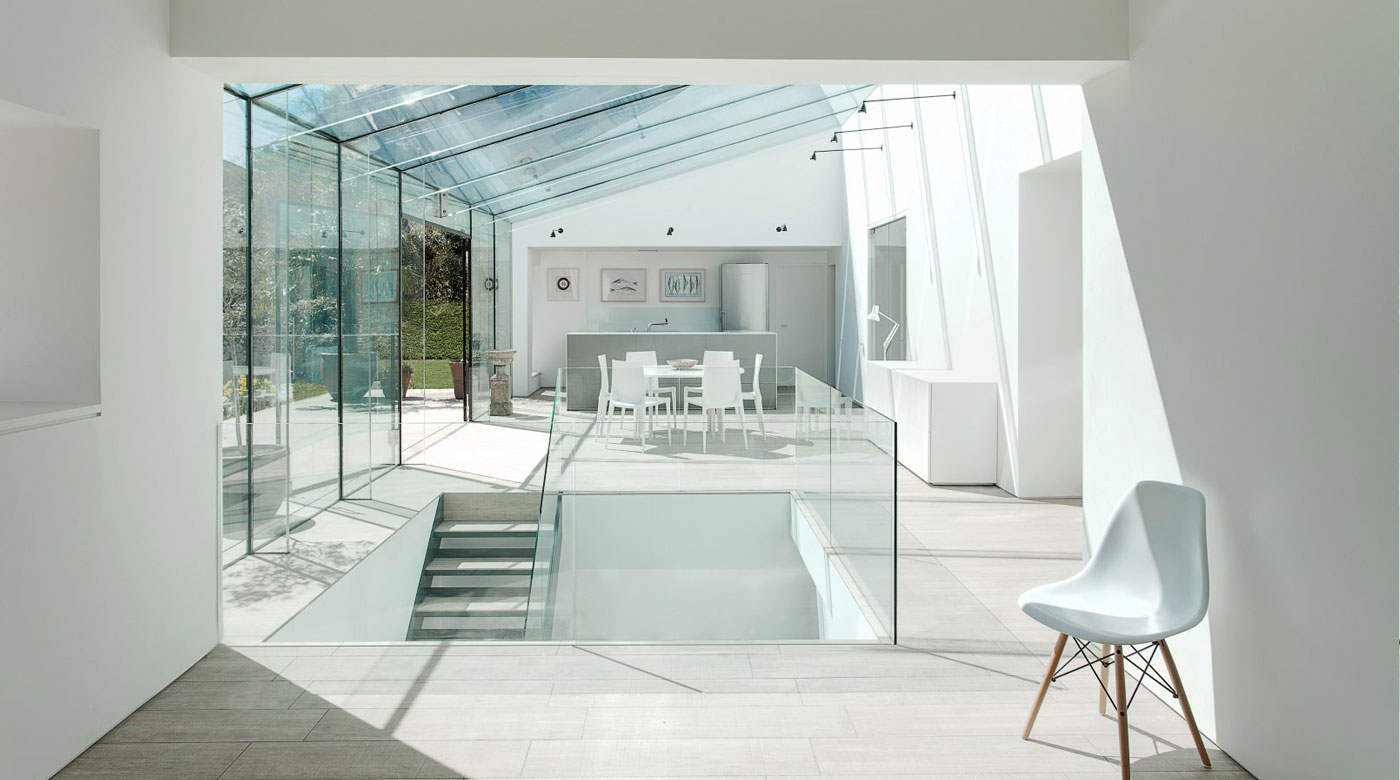 The glass house winchester by ar design studio 010 ideasgn for Interieur 010