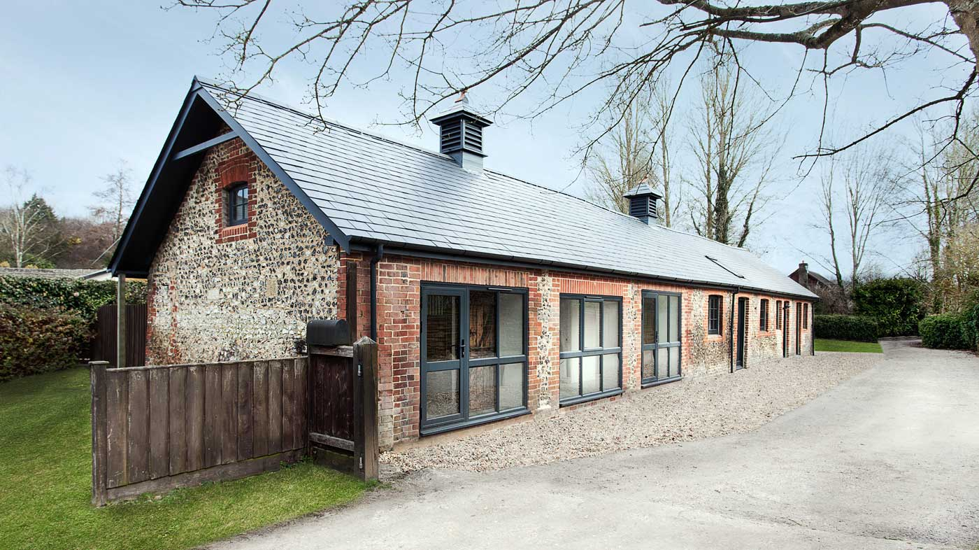 The Stables Conversion / AR Design Studio | ideasgn