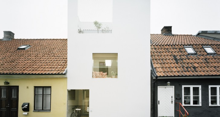 Townhouse in Landskrona / Elding Oscarson
