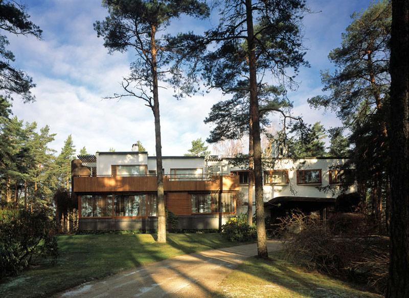 Villa Mairea by Alvar Aalto 016