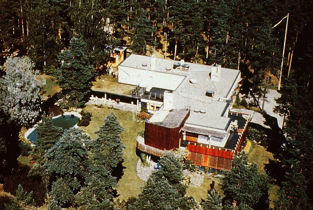 Villa Mairea By Alvar Aalto 017 Ideasgn