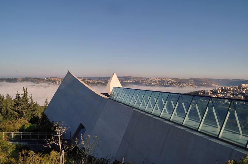 Yad Vashem Holocaust History Museum Moshe Safdie 011