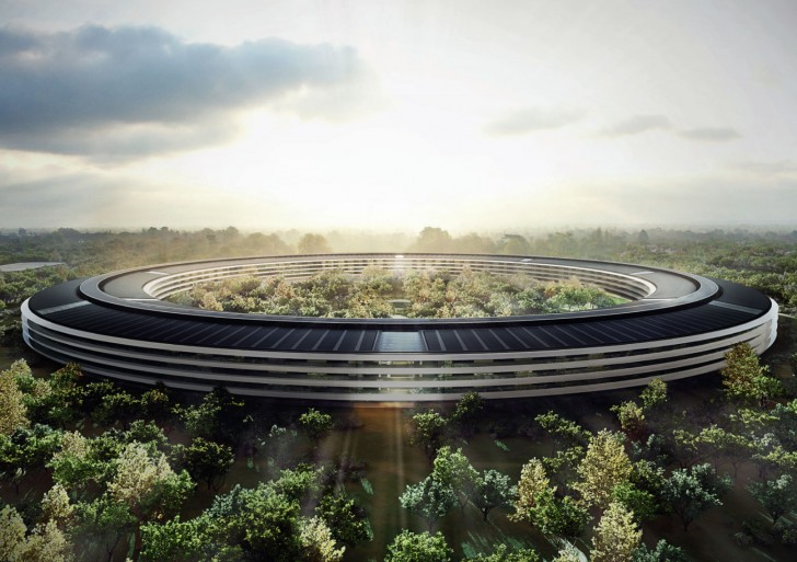 Apple Campus 2 / Foster + Partners