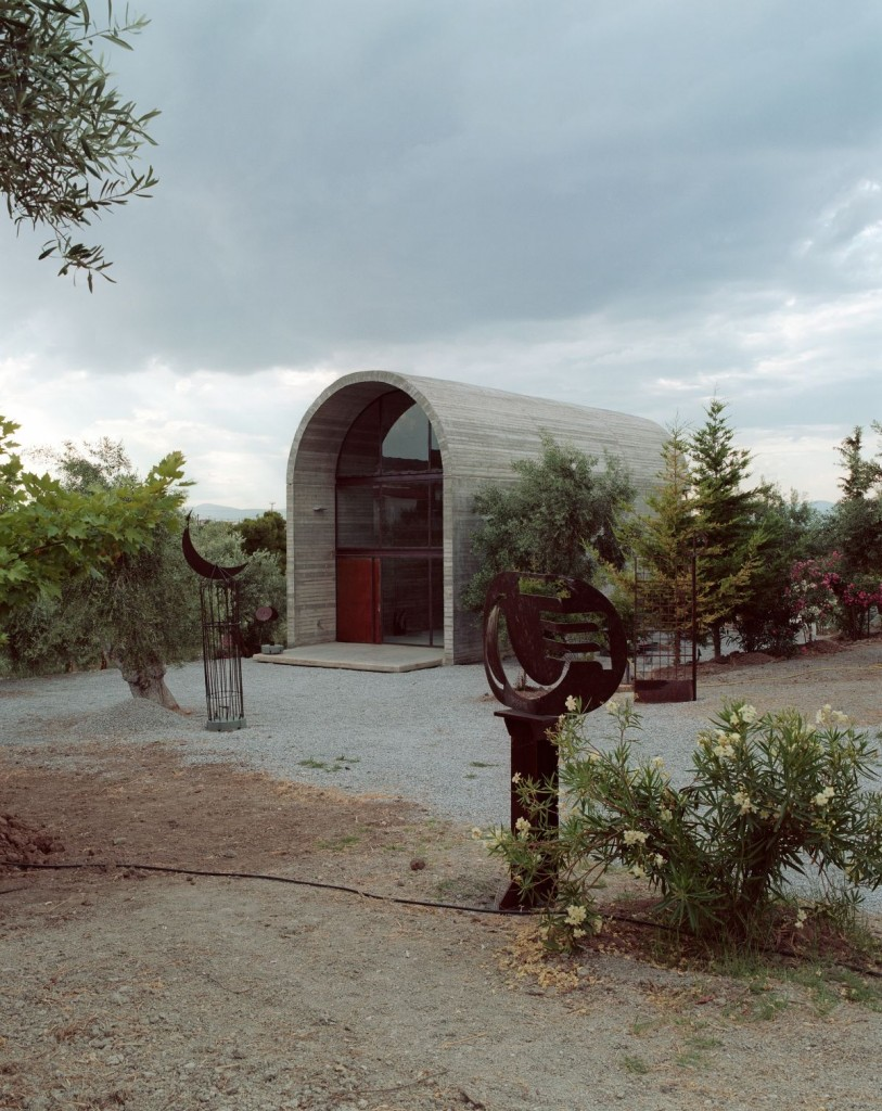 Art Warehouse in Boeotia by A31 Architecture 003