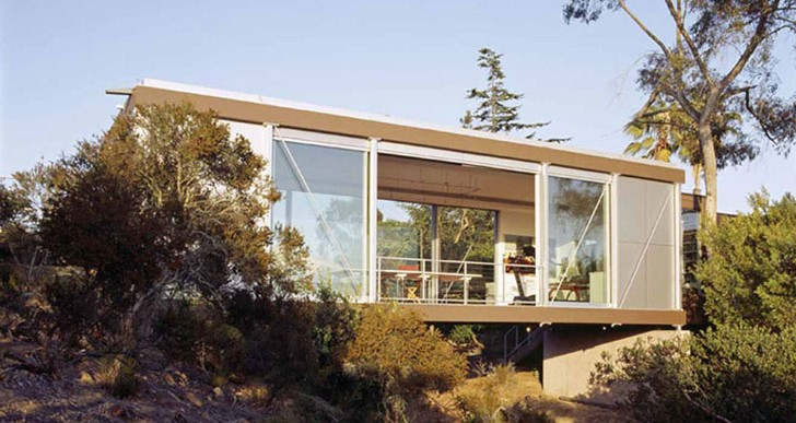 Artists' Studio / Safdie Rabines Architects