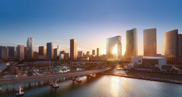 Campus Center Miami / Oppenheim Architecture + Design