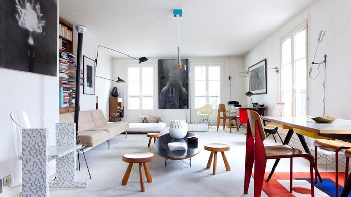 Caroline Wiart Loft Paris