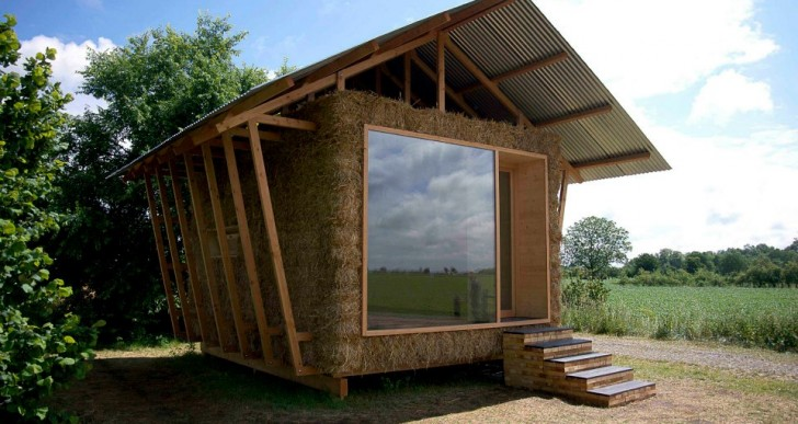 Ecologic Pavilion In Alsace / Studio 1984