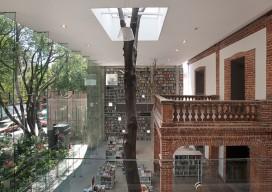 Elena Garro Cultural Center / Fernanda Canales + arquitectura 911sc