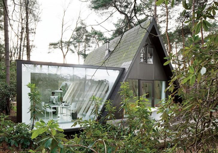 Extension House VB / dmvA Architecten