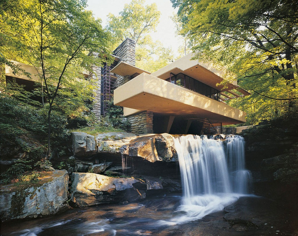 Fallingwater by Frank Lloyd Wright 002