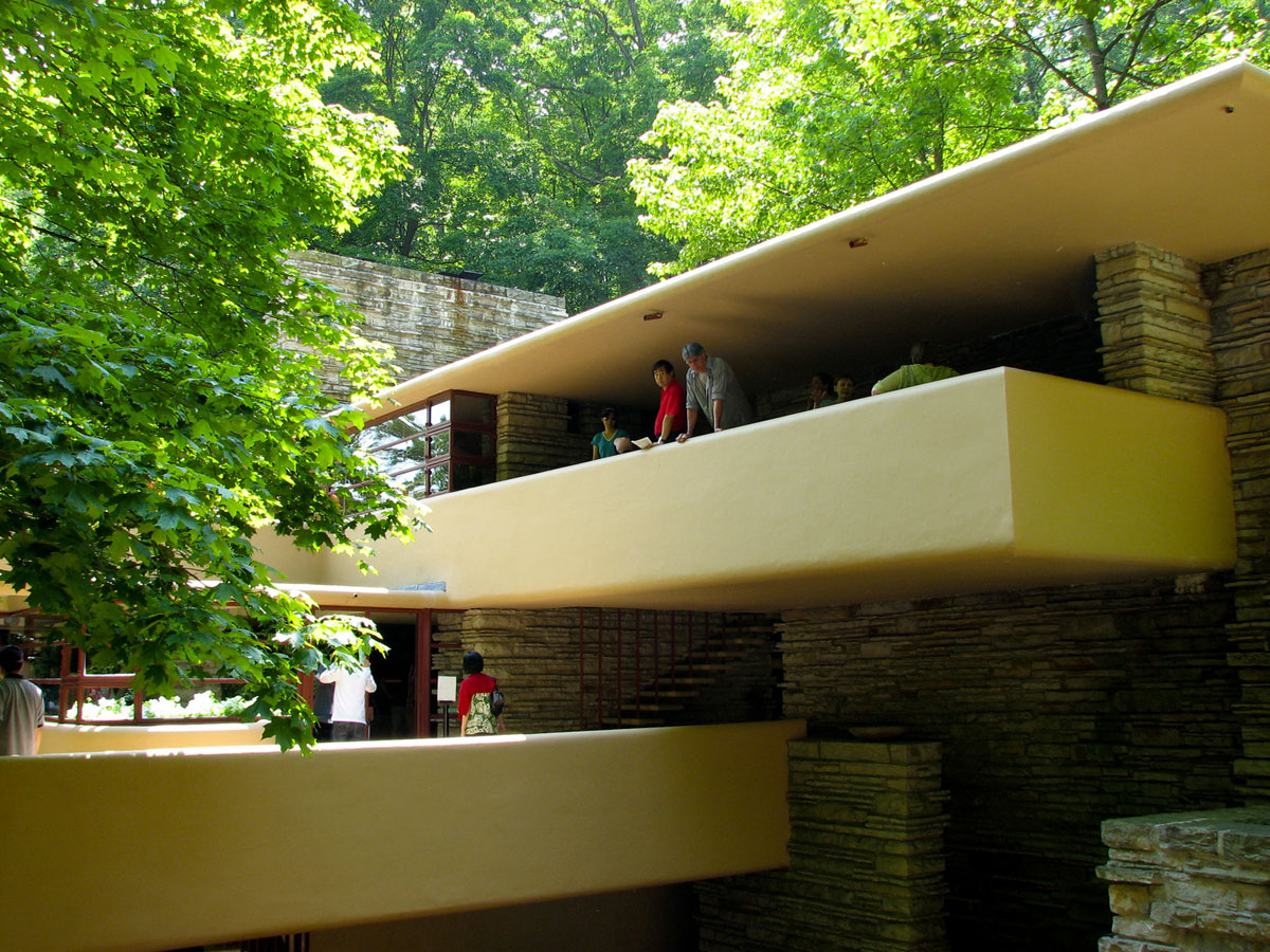 Fallingwater By Frank Lloyd Wright 009 Ideasgn