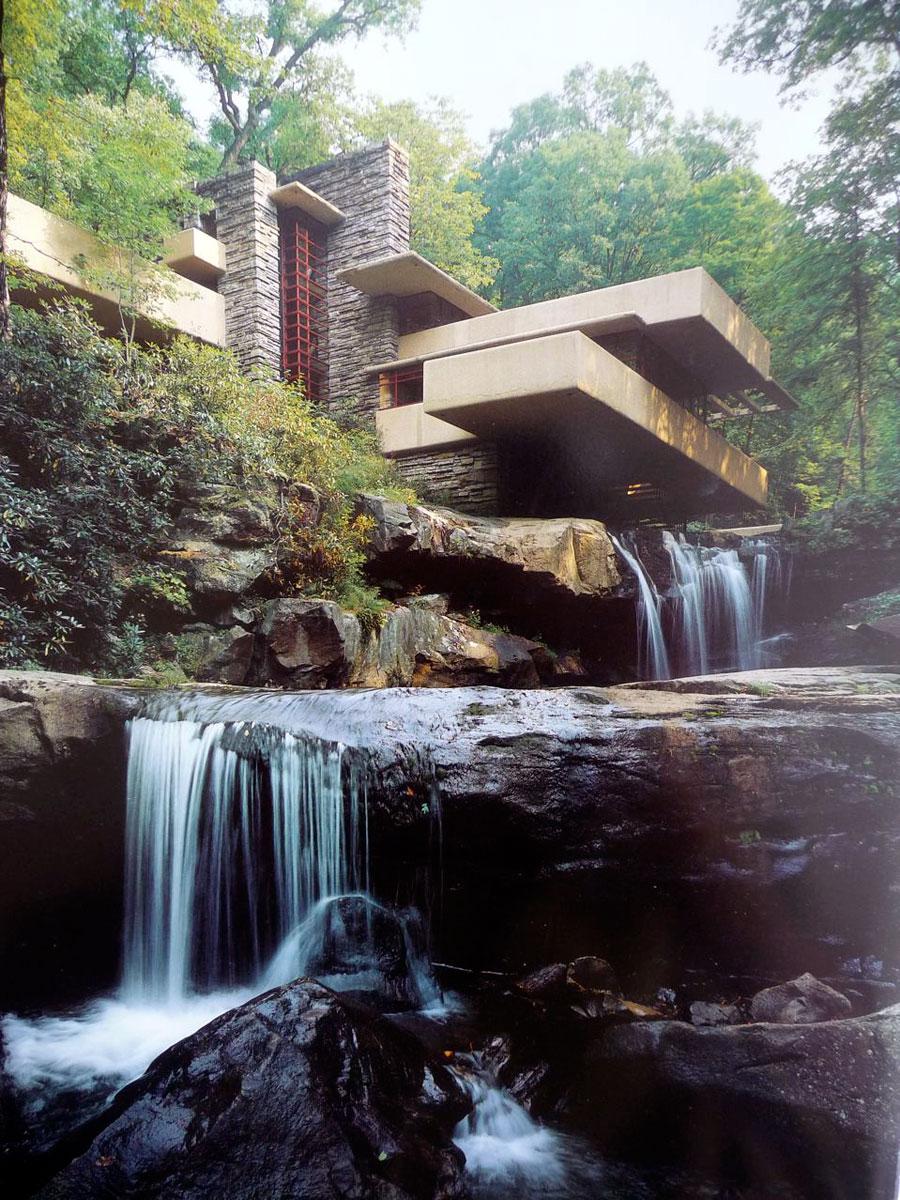 Fallingwater Frank Lloyd Wright Ideasgn