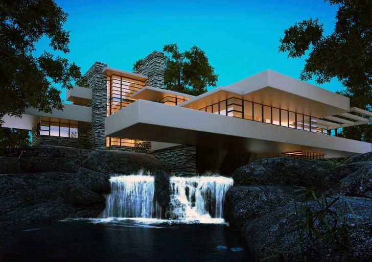 Fallingwater / Frank Lloyd Wright