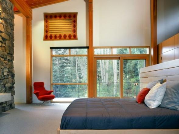 Farrar residence Utah by Bohlin Cywinski Jackson 011