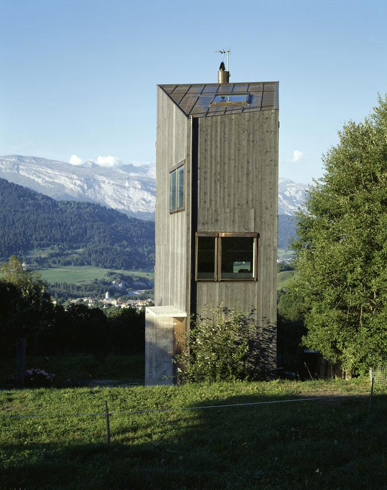 House Willimann L Tscher Bearth Deplazes Ideasgn