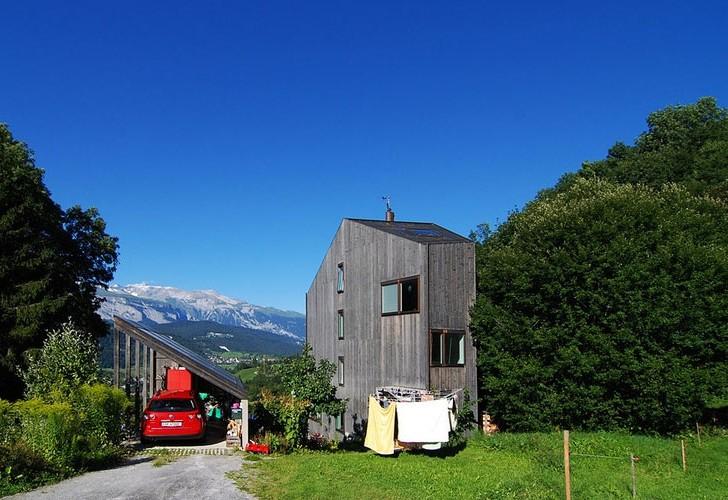 House Willimann Lötscher / Bearth & Deplazes