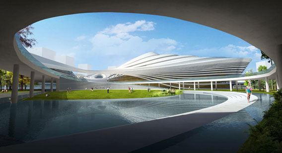Jingzhou-Sports-Center-by-Decode-Urbanism-Office-006