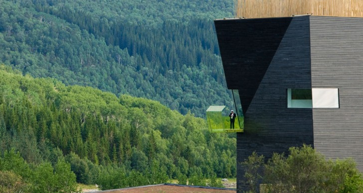 Knut Hamsun Centre / Steven Holl Architects