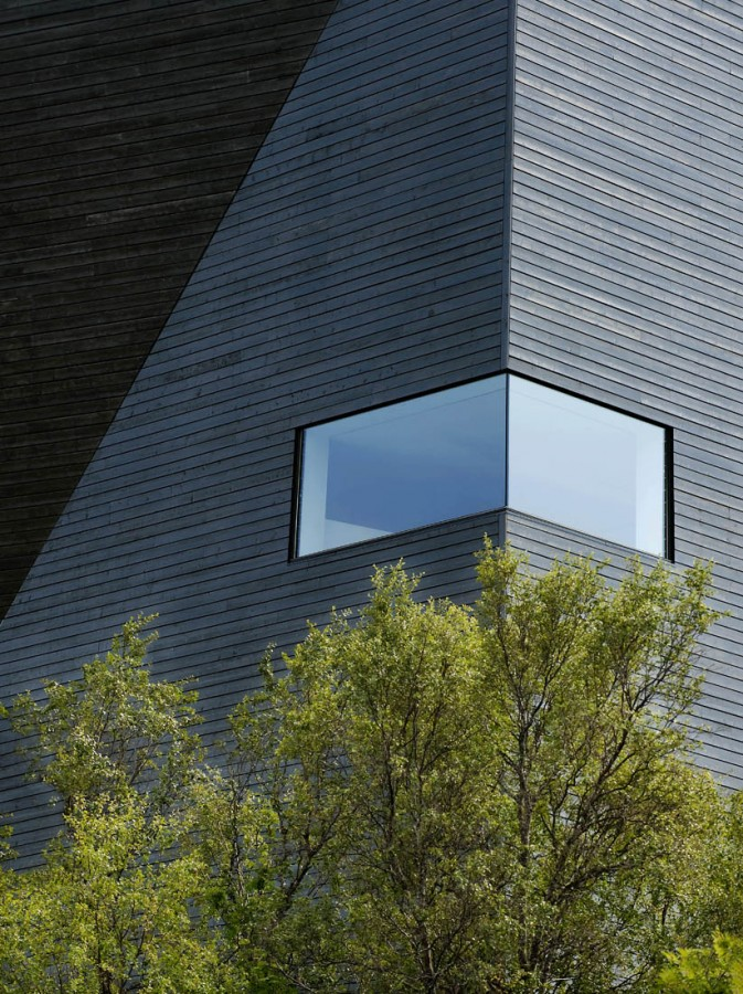 Knut Hamsun Centre by Steven Holl Architects 005