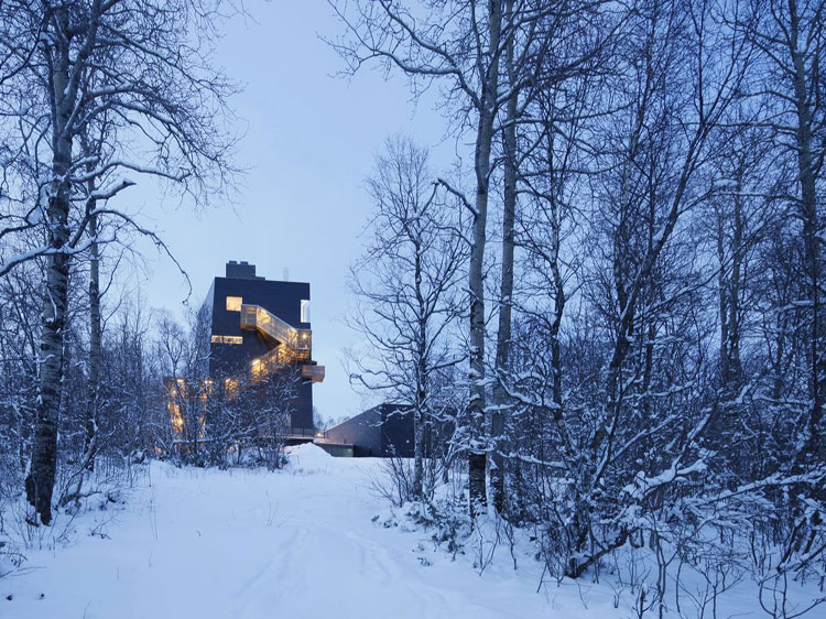 Knut Hamsun Centre by Steven Holl Architects 009