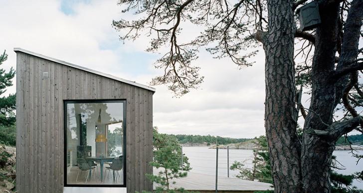 Kråkmora Holmar Vacation House / Claesson Koivisto Rune